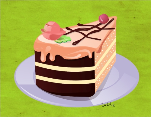 craving for cake