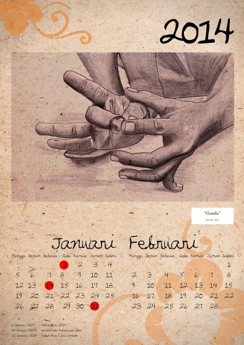 kalender jan feb