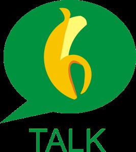 logo banana talk