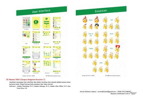 Portfolio Design - Novita D17