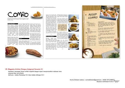 Portfolio Design - Novita D19