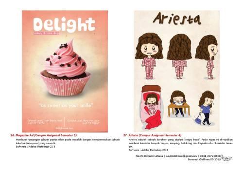 Portfolio Design - Novita D20