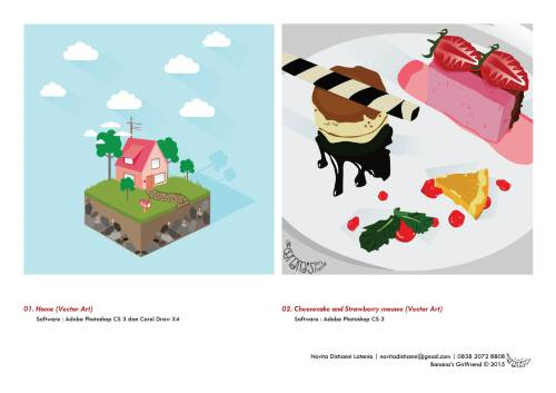 Portfolio Design - Novita D3